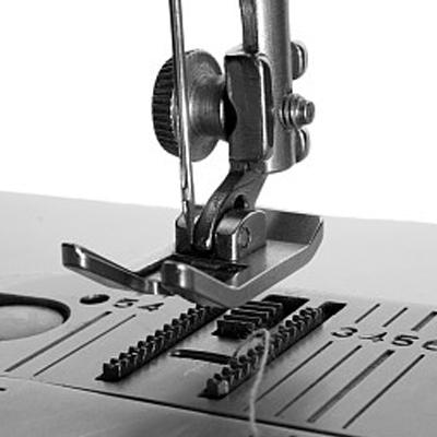 Η αξεπέραστη εξέλιξη της μάρκας της βιομηχανίας ραπτομηχανών