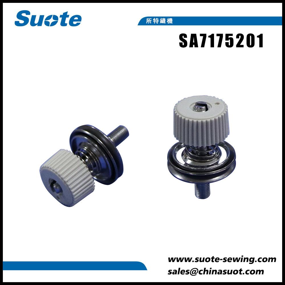 SA7175201 Δοκός άξονα τάνυσης με σπείρωμα L